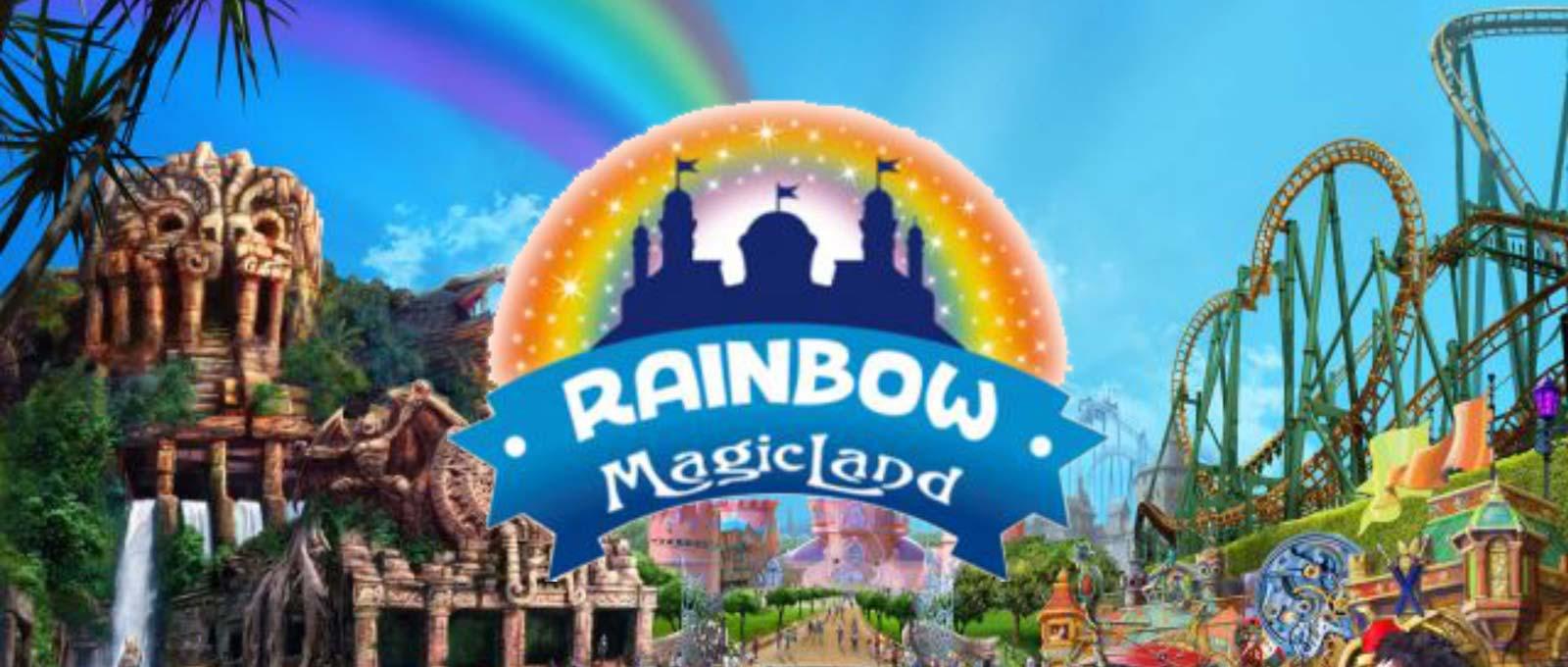 Rainbow Magicland abbonamenti