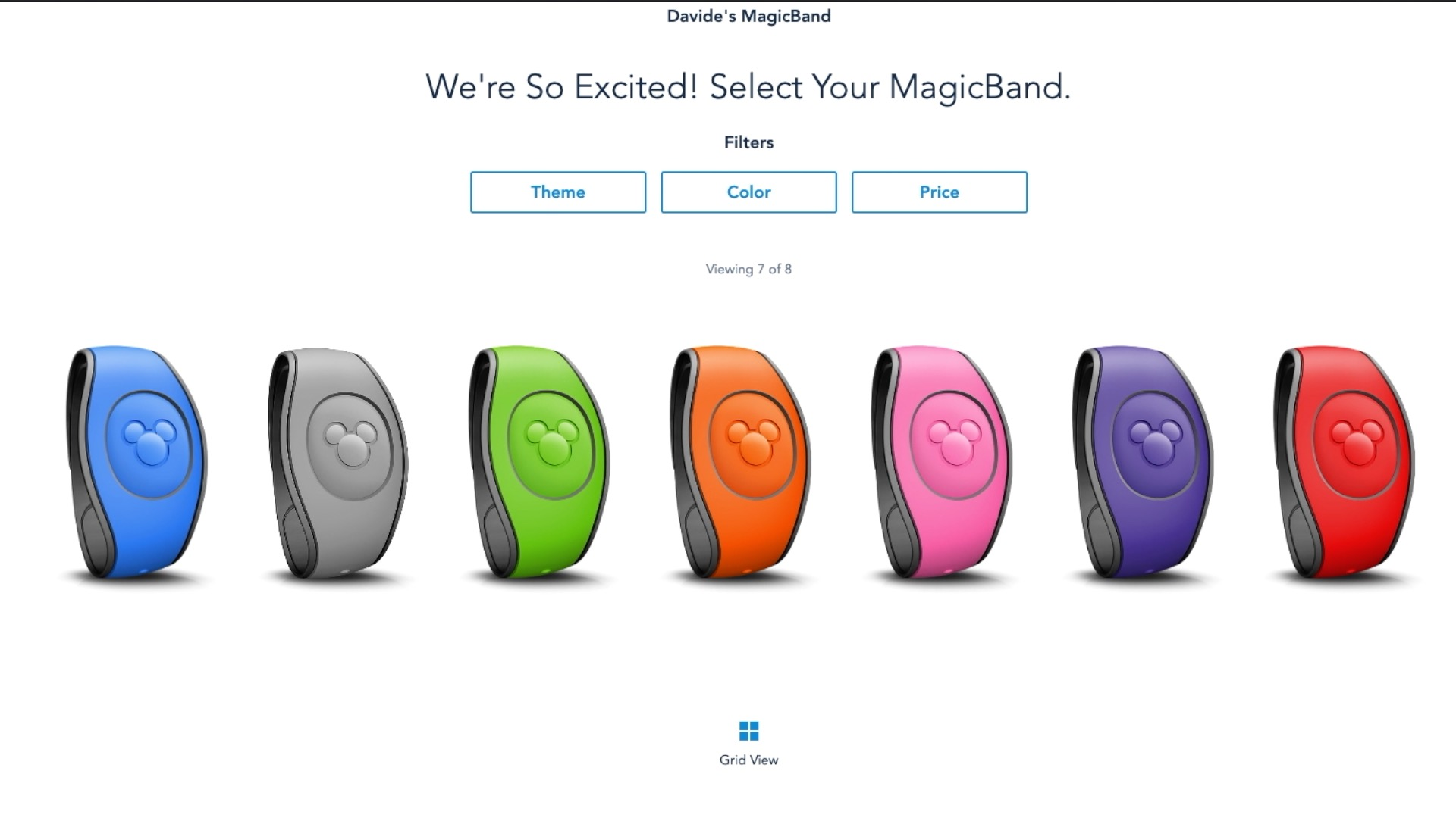 MAGIC BAND basic